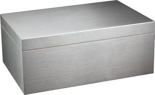 Humidor Aluminium Deluxe L