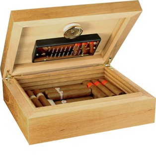 Cave à cigares Humidor Torino Cedro - Deluxe